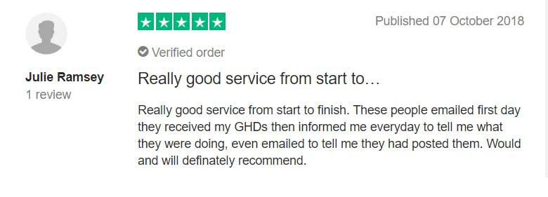 WeFixGHDs National ghd repair service